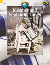 Picture of Klezmer And Sephardic Tunes Accordion Bk/Cd