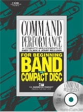 Picture of Command Performance - Alto Sax Eb/Baritone Sax Book