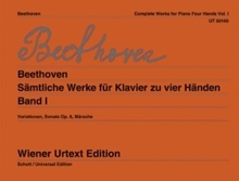 Picture of Beethoven Works for Piano 4 Hands