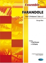 Picture of Farandole from L'Arlesienne Suite No 2 Flexible Ensemble