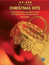 Picture of 5 Finger Christmas Hits