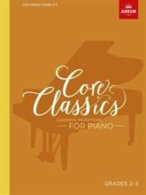 Picture of ABRSM Core Classics Piano Book 2 Grades 2-3