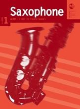 Picture of AMEB Alto Saxophone Series 1 Grades 1-4