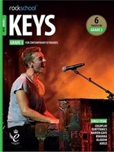 Picture of Rockschool Keys Grade 3 2019+